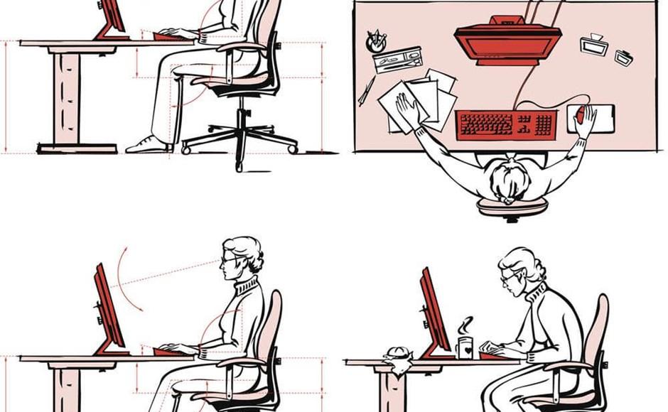 8 Key Areas of Ergonomics Employers Must Consider