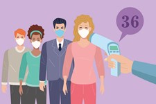 Temperature Screening and COVID-19: When Is It Safe To Return To Work?