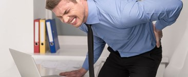 A Look at Lower Back Pain in the Workplace