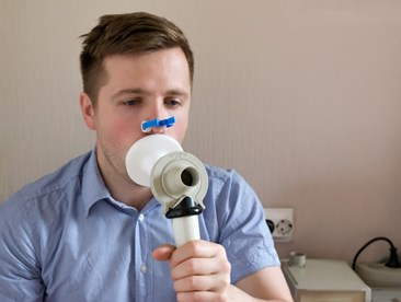 Why does my employer want me to take a spirometry test?