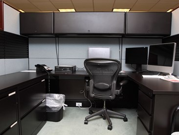 Does improving a workstation's ergonomics have to be expensive?