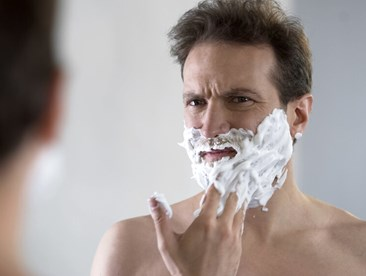Do I have to shave my beard for mask fit testing?