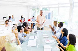 In-Person Workshops, Webinars or Online Training: How to Choose What's Best for Your Team's Mental Health Training