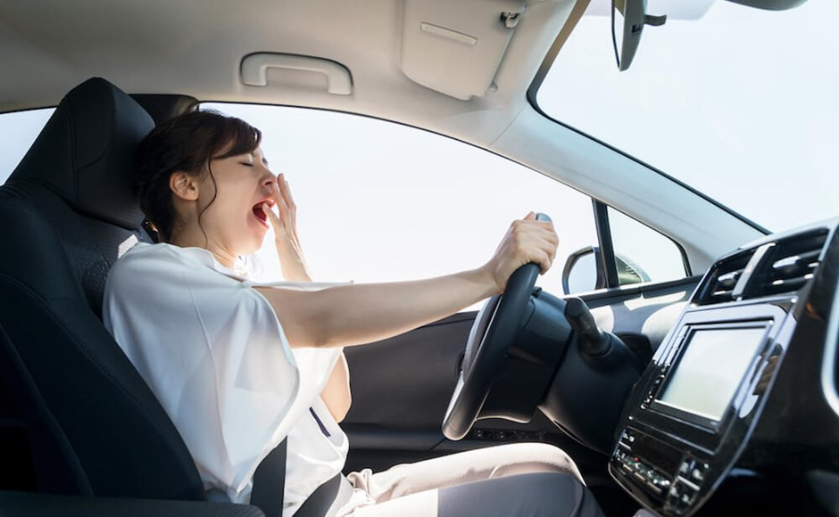 Driver Fatigue: The Danger Of Getting Behind The Wheel While Tired
