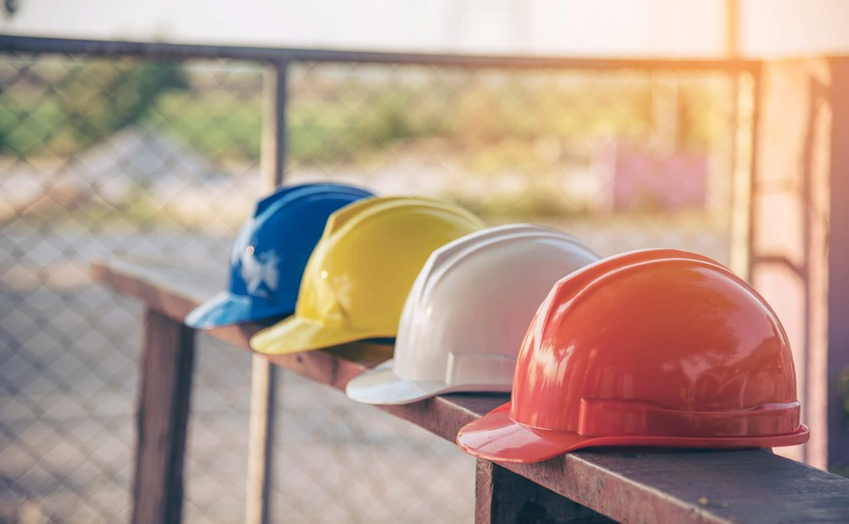 Hard Hat Colour Codes And What They Mean