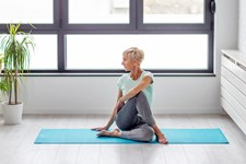 How to Ease Lower Back Pain with Yoga